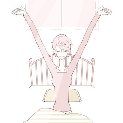 上質な眠りとキレイの関係