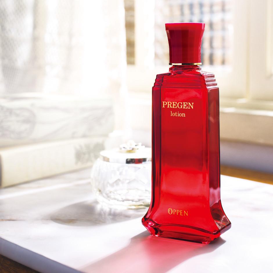 美しい真紅のボトルに、肌へのやさしさが凝縮(2019.10.21up)