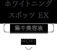 ホワイトニングスポッツ EX