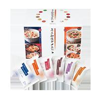 Beauty Gozen Diet Meals (4 flavors)