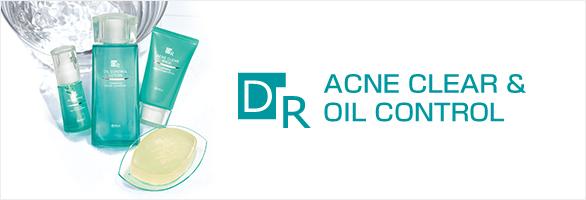 DR ACNE CLEAR & Oil-control